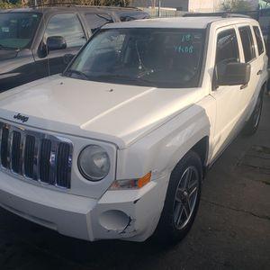 2008 jeep patriot for Sale in Vernon, CA