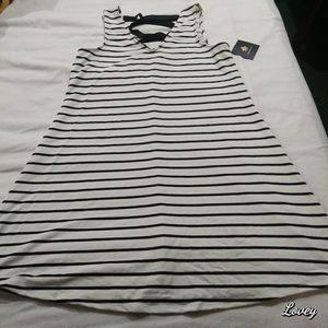 Fortune + Ivy Black/White knit dress for Sale in Huntington Beach, CA