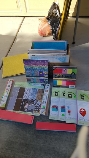 CRAFT PAPER for Sale in North Las Vegas, NV