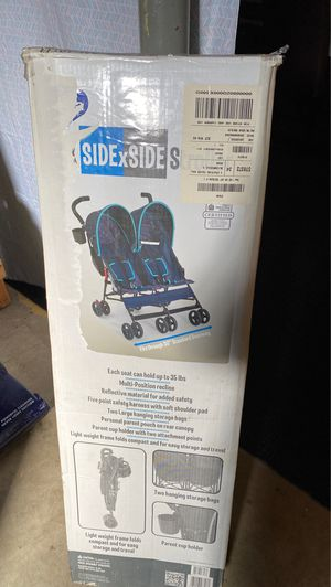 Delta twin toddler stroller for Sale in Lombard, IL