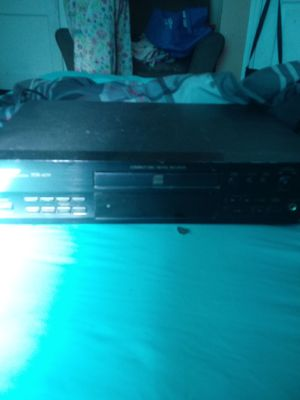 Pioneer compact dis recorder for Sale in St. Louis, MO