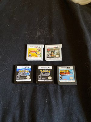 Nintendo DS & 3DS Games for Sale in Tucson, AZ