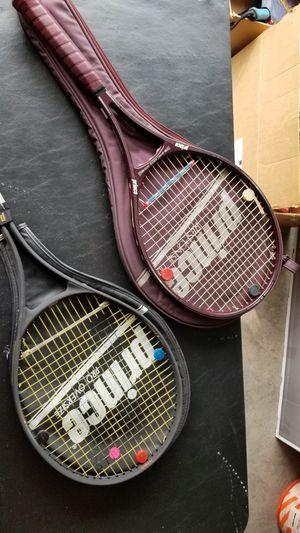 Prince tennis rackets for Sale in Mount Juliet, TN