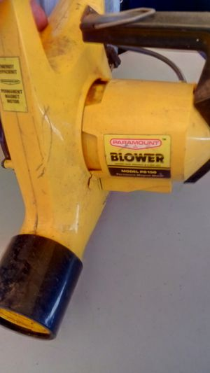 Corded blower for Sale in Stockton, CA