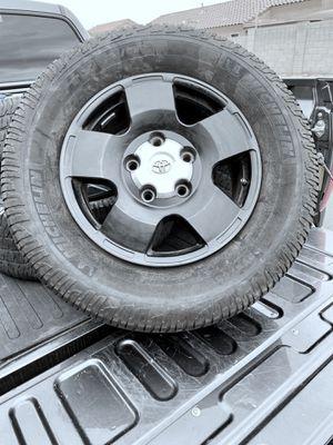 Rines y llantas / Rims and tires for Sale in Tucson, AZ