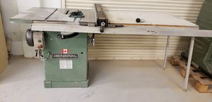 General table saw - $450 for Sale in Portland, OR
