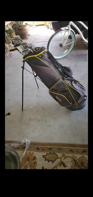 Golf bag and set for Sale in Henderson, NV