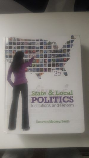 State & Local Politics Institution and Reform for Sale in East Wenatchee, WA