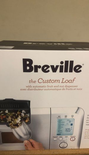 Breville the custom loaf bread maker for Sale in Southwest Ranches, FL