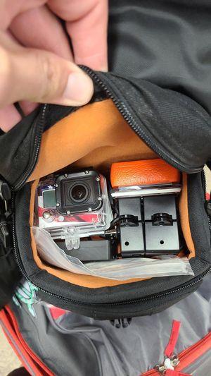 GoPro Hero3 black accessories for Sale in Scottsdale, AZ