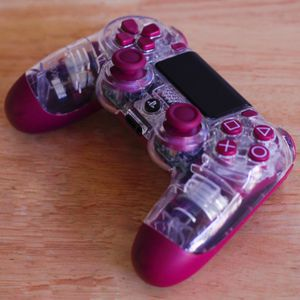 90s Crystal Berry - DUAL SHOCK 4 - Wireless Bluetooth Custom PlayStation Controller - PS4 / PS3 / PC for Sale in Riverside, CA