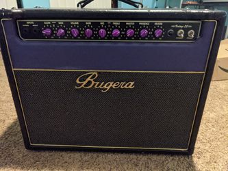 Bugera Vintage 22 Tube Amp for Sale in Elma,  WA