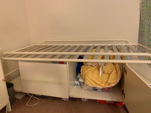 IKEA raised bed frame for Sale in Columbus, OH