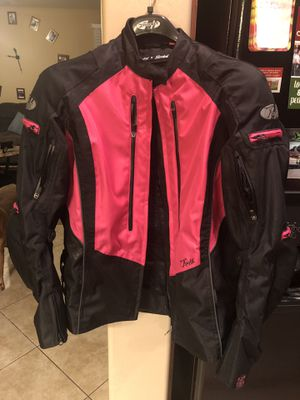 Joe Rocket Atomic 5.0 textile motorcycle jacket. for Sale in Gilbert, AZ