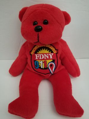 911 FDNY Teddy Bear for Sale in Chattanooga, TN