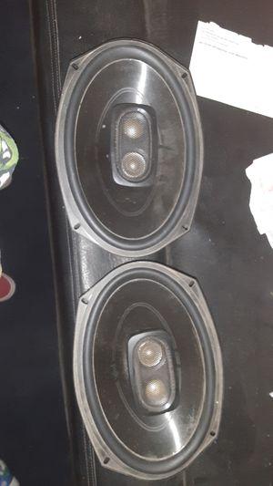 Polk audio speakers for Sale in Willow Springs, CA