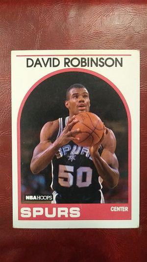 David Robinson basketball for Sale in Denver, CO