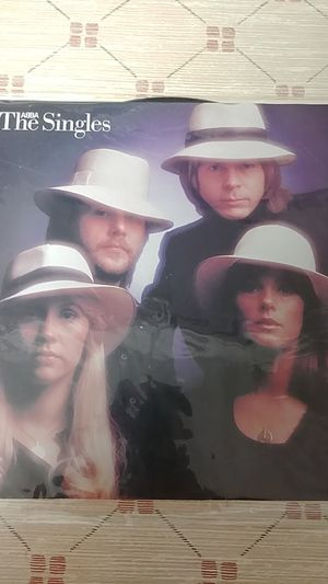 Abba The Singles Lp for Sale for sale  Hacienda Heights, CA