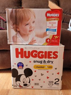 Huggies Size 1 for Sale in Los Angeles,  CA