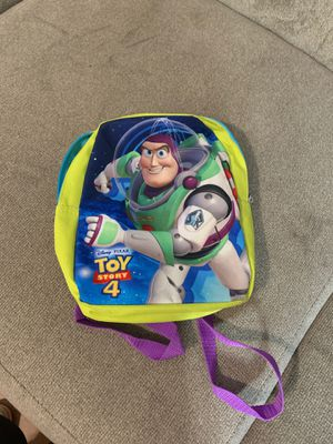 Toy story 4 small kids backpack for Sale in Norcross, GA