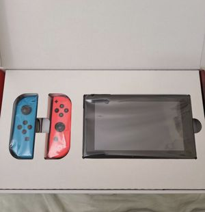 Nintendo Switch Neon Red and Neon Blue Joy-Con Console BRAND NEW for Sale in White Plains, NY