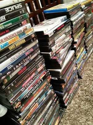 DVDs for Sale in Renton, WA