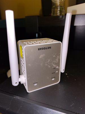 Netgear WiFi extender for Sale in Rancho Palos Verdes, CA