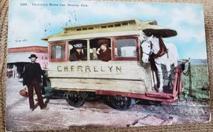 Year 1910 Cherrelyn Horse Car Denver/Englewood area for Sale in Arvada, CO