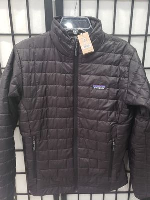 $220 after taxes Brand new w/ Tags Men Patagonia Nano Puff jacket size SMALL for Sale in Fremont, CA