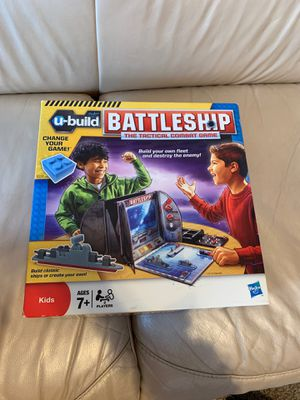 Battle ship board game for Sale in Brooklyn, NY
