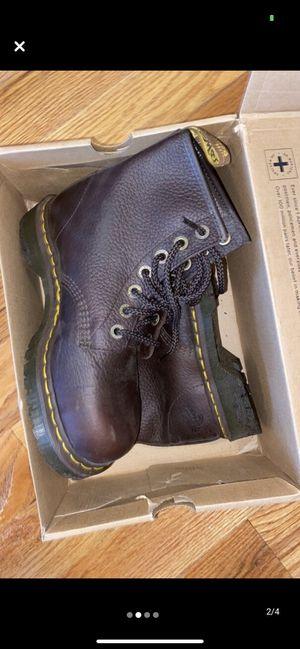 Dr. Martens steel toed boots for Sale in Belleville, NJ