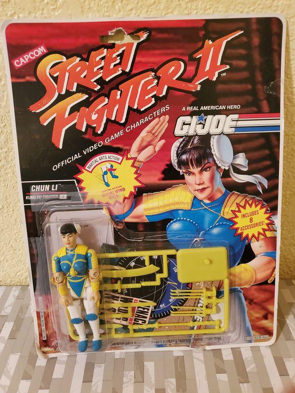 G.I. Joe Street Fighter Chun-Li