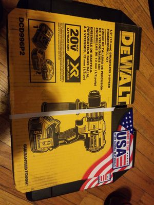 DeWalt hammer drill for Sale in Murray, UT