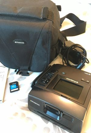 Polaroid Instant Digital Camera Z340 for Sale in Miami, FL