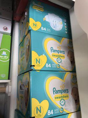 Newborn Diapers for Sale in Chula Vista, CA