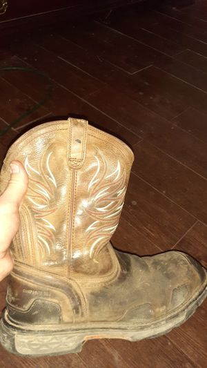 """Ariats, 11.5"""" comp toe. for Sale in Clifton, AZ"""