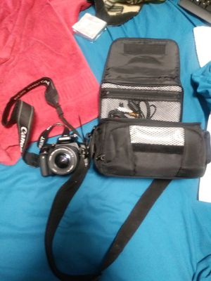 Canon Xti Digital Camera With Charger for Sale in Cambridge, MA