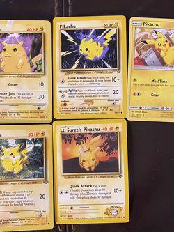 Pokemon Card Lot for Sale in Anaheim,  CA
