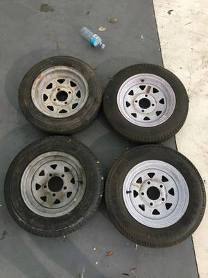 Various tires and rims for Sale in Opa-locka, FL