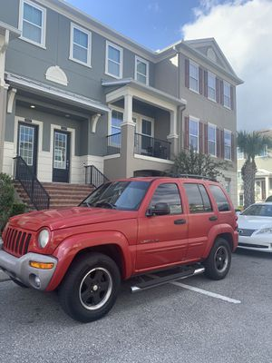 2004 Jeep Liberty Limited for Sale in Orlando, FL