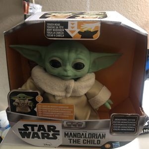The Mandalorian Child Pick Up Only for Sale in Sylmar, CA