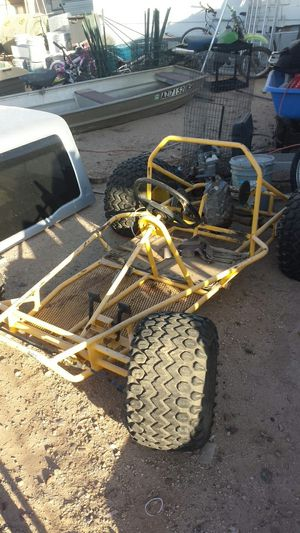 Heavy duty go-kart frame and transmission for Sale in Eagar, AZ