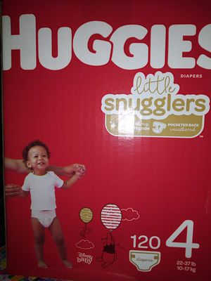 HUGGIES LITTLE SNUGGLERS for Sale in Moreno Valley, CA