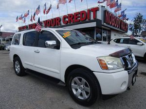 2004 Nissan Pathfinder Armada for Sale in Houston, TX