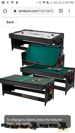 Pool table for Sale in Houston, TX