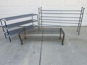 Shoe racks for Sale in Irvine, CA