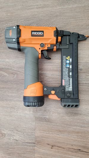 Rigid Nailer Nail Gun for Sale in Antioch, CA