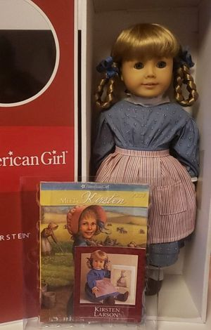 American Girl doll Kirsten for Sale in Reading, PA