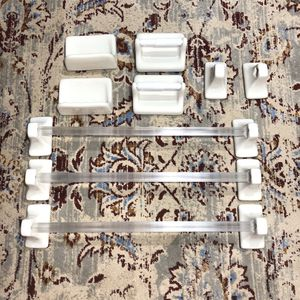 Ceramic Bathroom Fixtures For Two Bathrooms for Sale in Pinellas Park, FL
