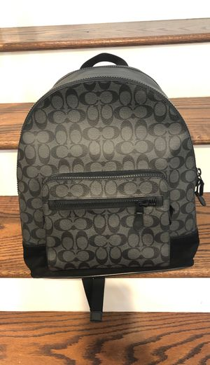 Coach men's backpack Authentic for Sale in Santa Monica, CA